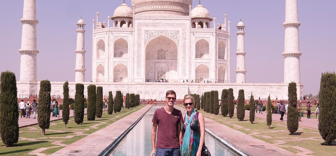 Taj Mahal TaoWander