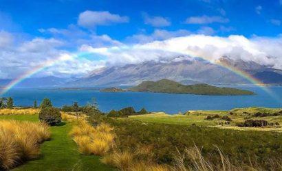 Active adventures in New Zealand