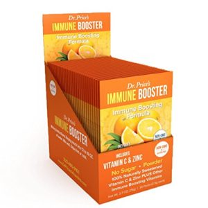 dr price immune booster