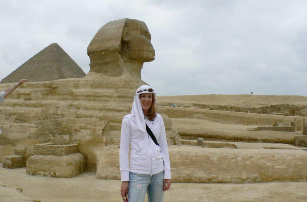 sphinx taowander